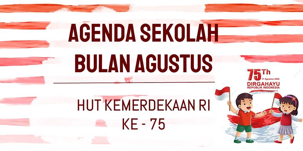 Agenda Bulan Agustus 2020