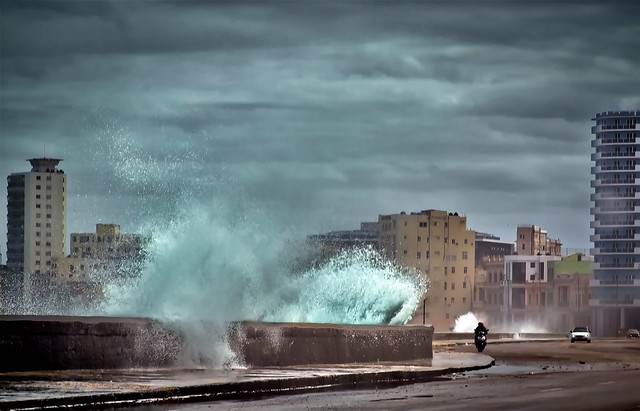 High Tides At The Malecon (2)