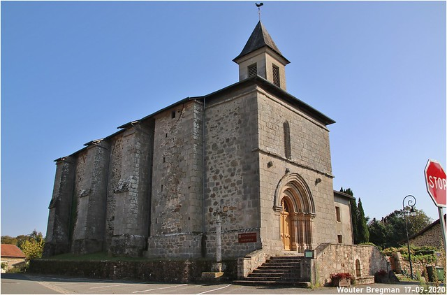 Église Saint Laurent (13th century)