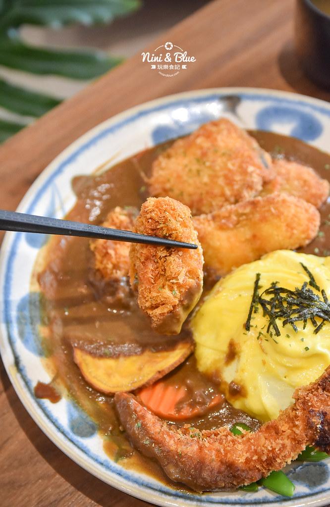 熬匠 台中後火車站咖哩飯 外送菜單27