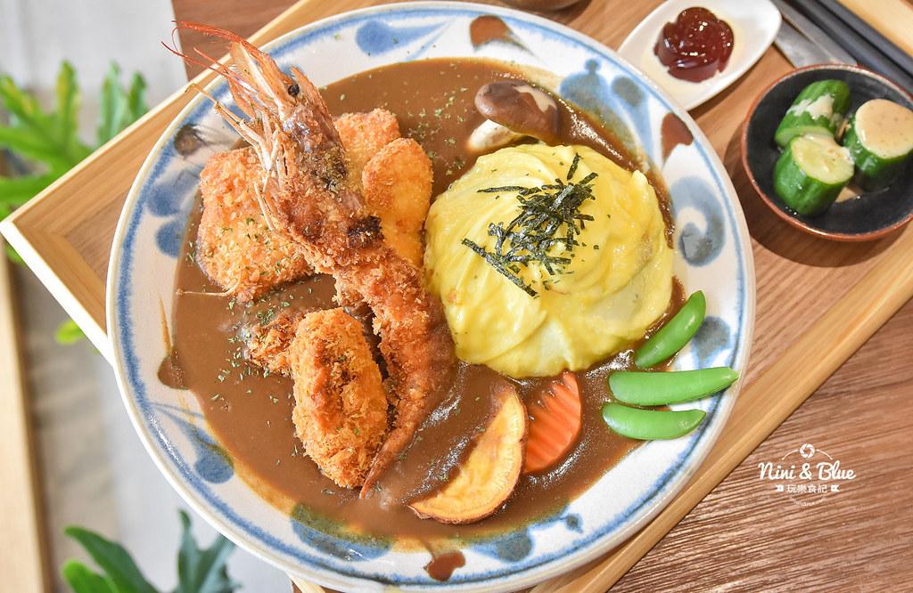 熬匠 台中後火車站咖哩飯 外送菜單10