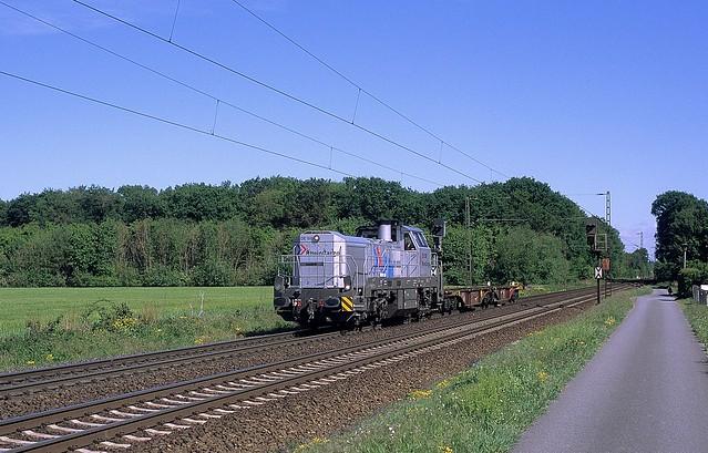 RHC DE 508  bei Meerbusch - Bösinghoven  05.05.20