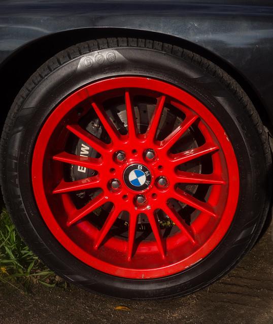 Red hub