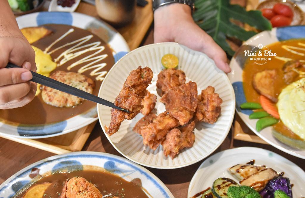 熬匠 台中後火車站咖哩飯 外送菜單15