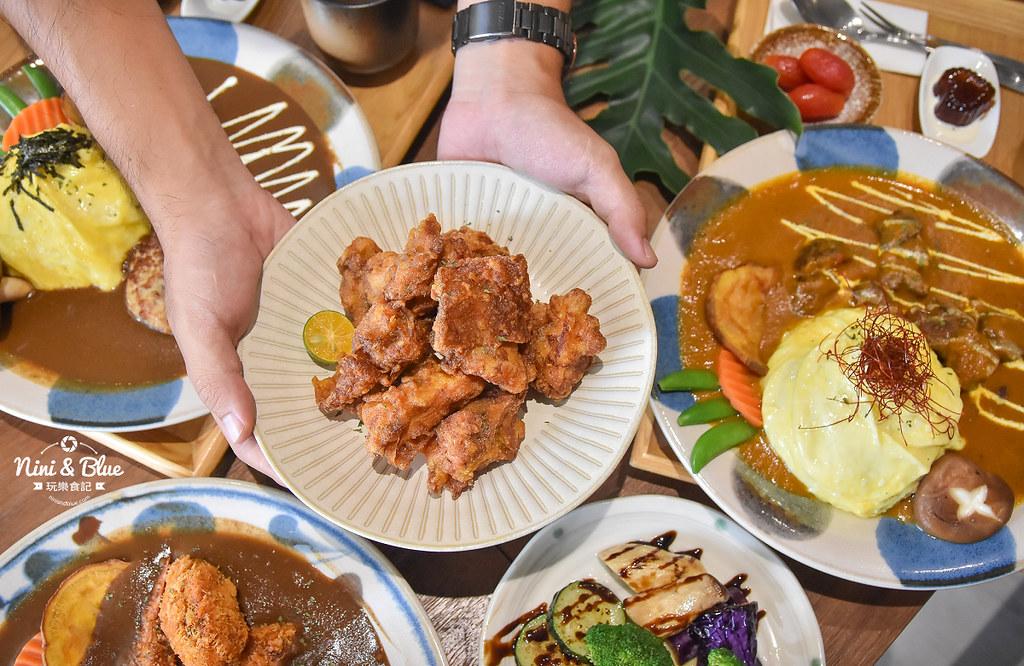 熬匠 台中後火車站咖哩飯 外送菜單14