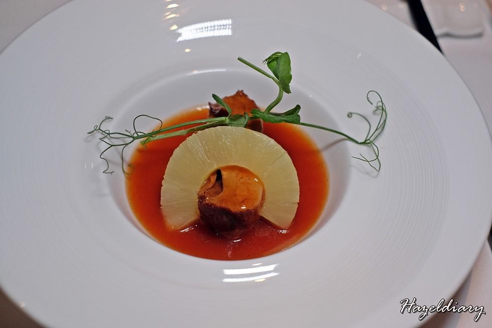 Wan Hao Chinese Restaurant-Braised Pork Ribs with Honey Plum Sauce