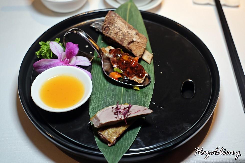 Wan Hao Chinese Restaurant- Trio Platter