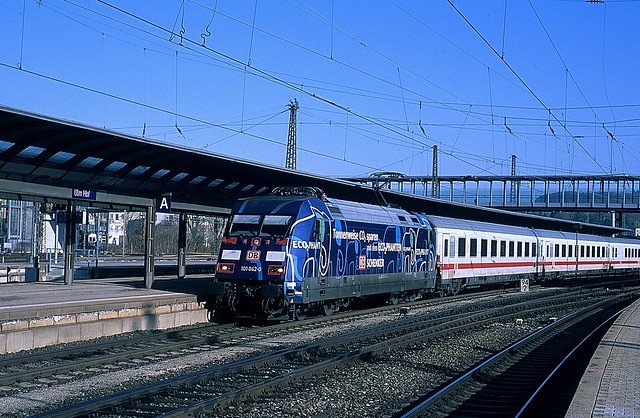 101 042  Ulm Hbf  08.04.18