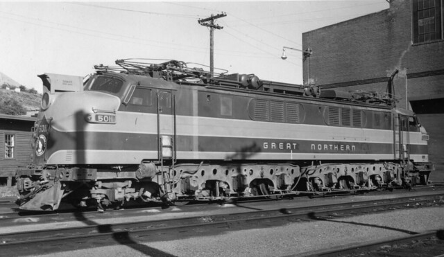 Great Northern Y1a Class electric 5011