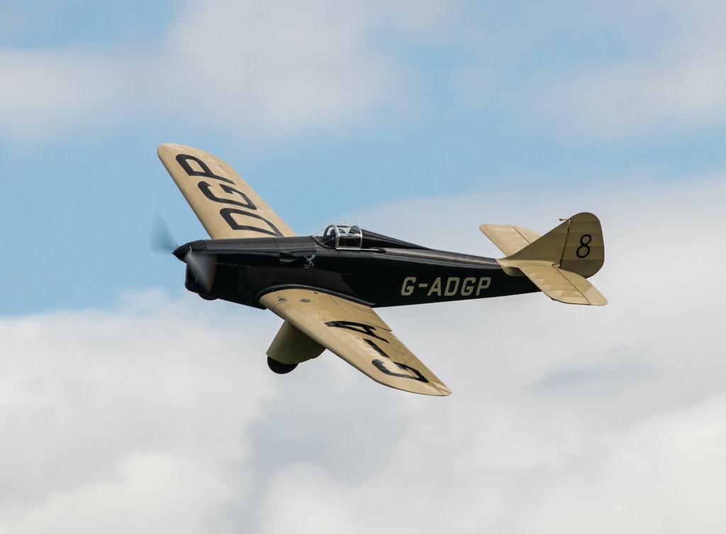Miles M2L Hawk Speed Six - G-ADGP