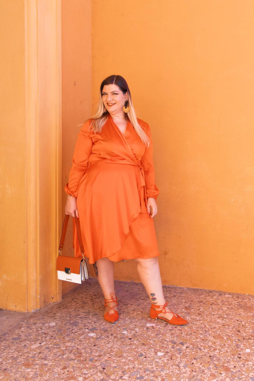 Curvy Color Challenge arancione (10)