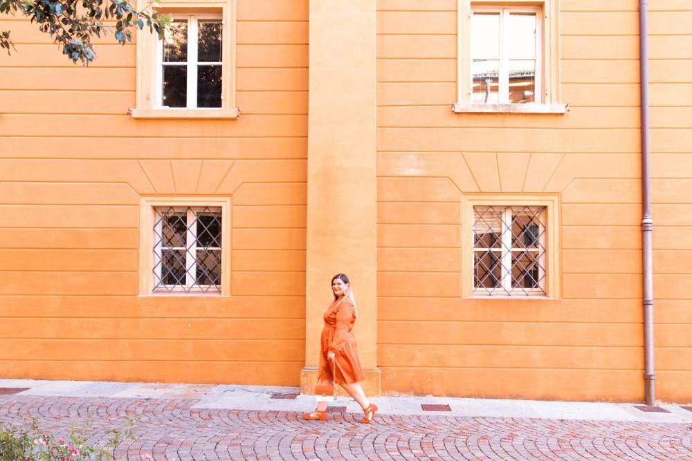 Curvy Color Challenge arancione (4)