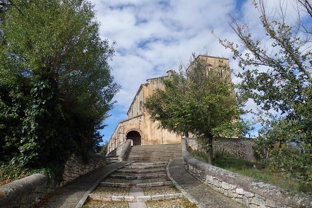 Sepúlveda,Iglesia del Salvador S.XI