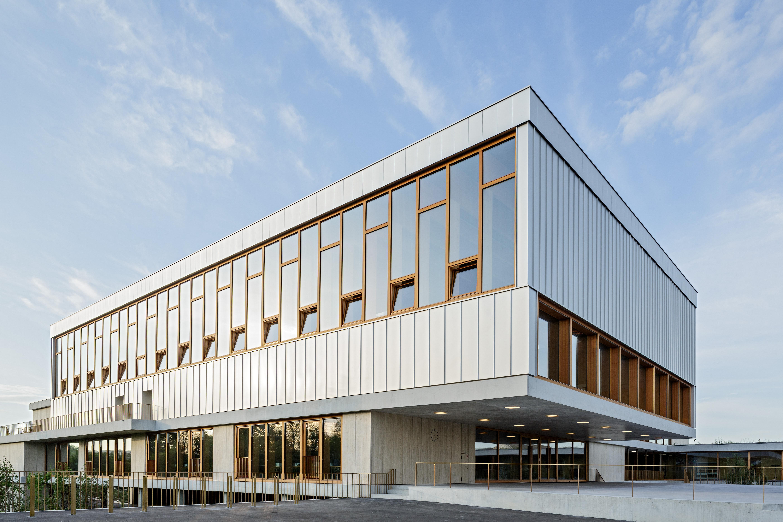 2018 Volketswil, Schulhaus in der Höh