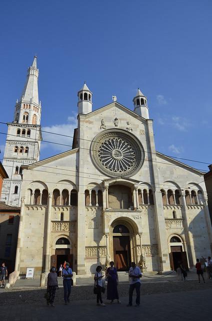2020.09.06.026 EMILIA-ROMAGNA - MODENA - le Duomo di Santa Maria Assunta in Cielo e San Geminiano (XI°- XIII° siècles)