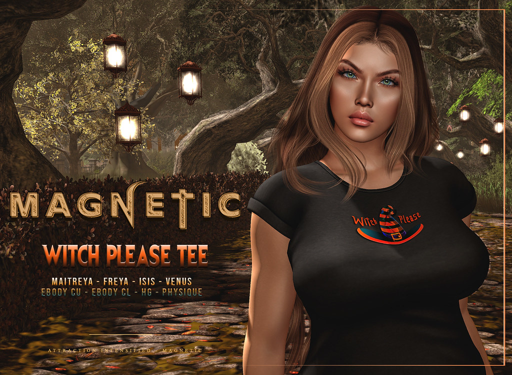 Magnetic – B!BH9 Gift