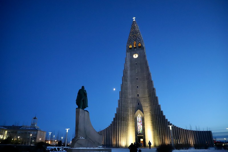 Reykjavikin kirkko