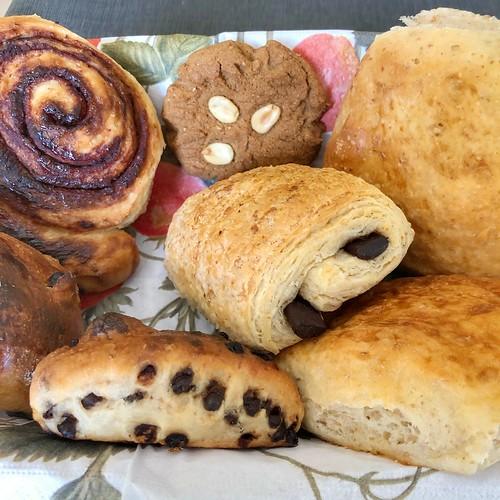 Ontbijt van bakker De Broodenier in Leuven