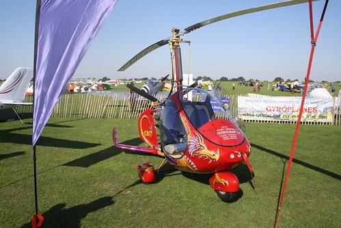 G-CBIT RAF-2000GTX-SE [PFA G/13-1340] Sywell 020918