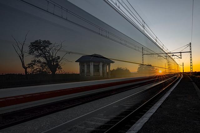 Pasa el tren