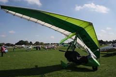 G-BZIM Solar Wings Pegasus [7678] Sywell 010918