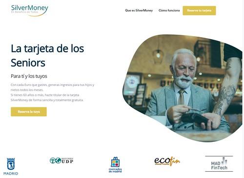 SilverMoney, una tarjeta de fidelización para personas mayores