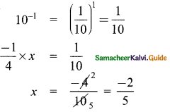 Samacheer Kalvi 8th Maths Guide Answers Chapter 1 Numbers Ex 1.6 12