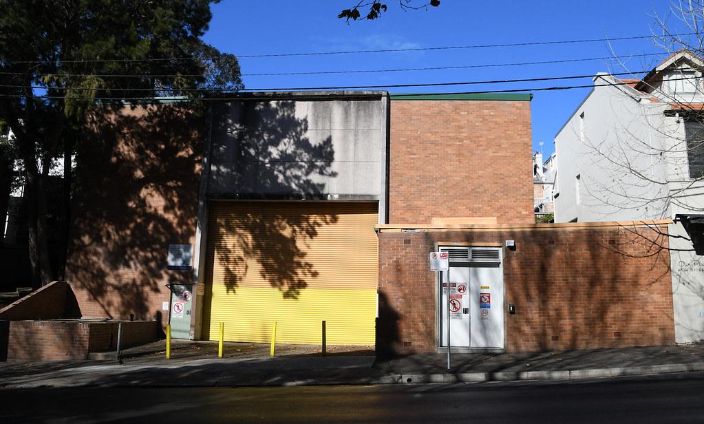 Electricity Substation No 931, Darlinghurst, Sydney, NSW.