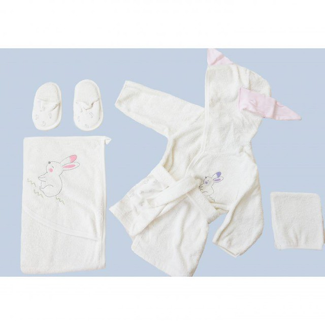 Baby Hooded Towels for Newborn in Lebanon |Petit Mignon