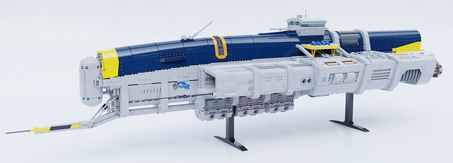 "DCV-08 ""Barra"" construction drone carrier"