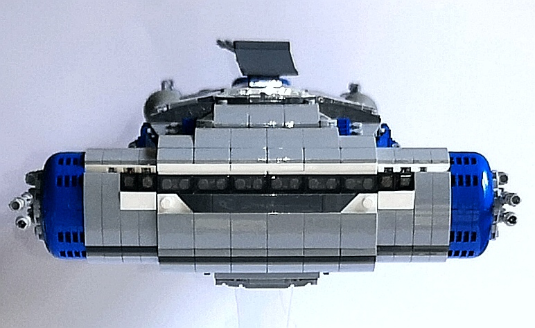 Intersystem eXtended Transport Ship