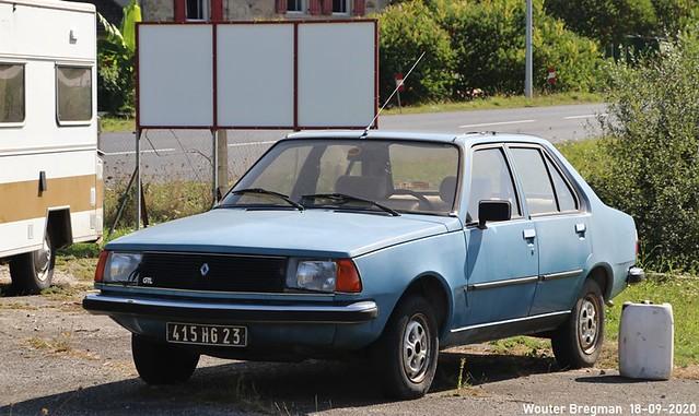 Renault 18 GTL 1978