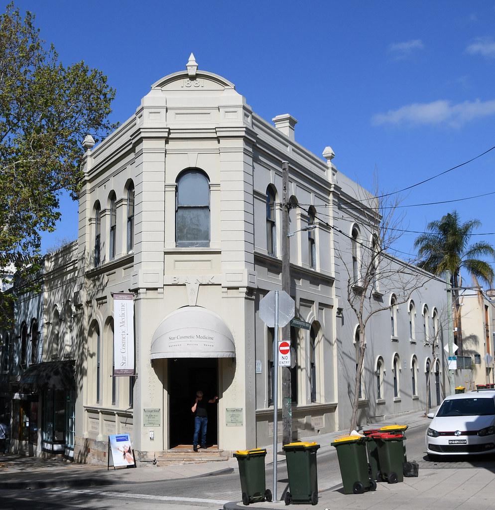 Former Bank, Pyrmont, Sydney, NSW.