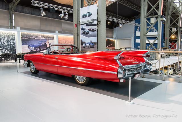 Cadillac Series 62 Convertible - 1959