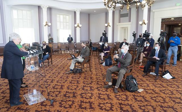 093020 Coronavirus Update Press Conference