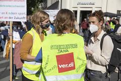 Solidarität mit den Pflegekräften