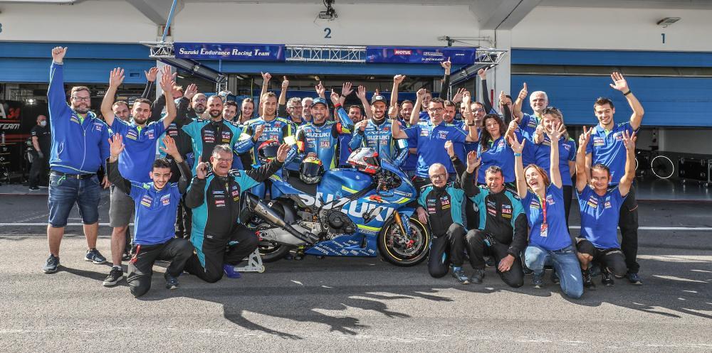 Suzuki ERT World Champion
