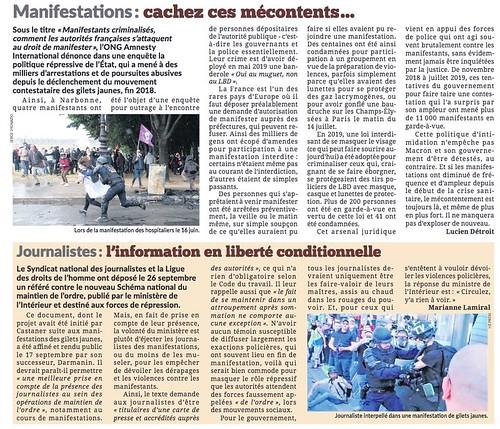 Journal Lutte Ouvrière