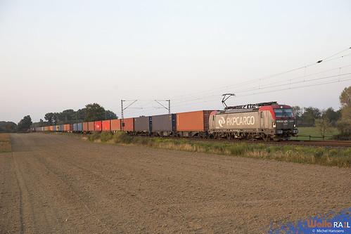 193 507 . PKP Cargo . 42492 . Ossum-Bösinghoven, Meerbusch . 22.09.20.