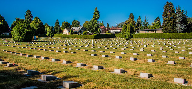 2020 - Vancouver - Mountain View Cemetery - 6 of 12