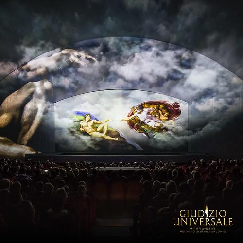 ROMA ARCHEOLOGICA & RESTAURO ARCHITETTURA 2020. Novità imperdibile - Giudizio Universale: Michelangelo and the Secret of the Sistine Chapel; in: Michelangelo Buonarroti / Blog (17/10/2017 [09/2020]). #RomaAlSuoMeglio
