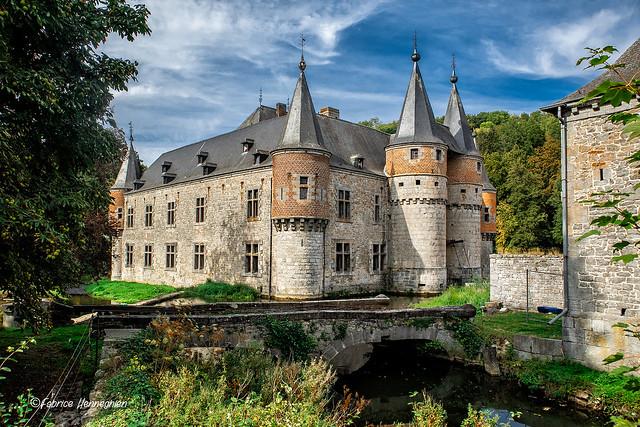 Chateau de Spontin
