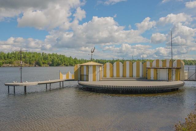 Gull Lake Rotary Park, Gravenhurst:,ON,Canada