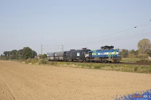 275 018 (7) + 182 507 . NIAG . 59807 . Ossum-Bösinghoven, Meerbusch . 22.09.20.