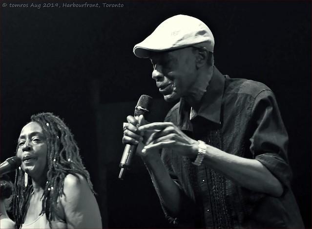 Jay Douglas, Island Soul Festival at Harbourfront, Aug 2019.