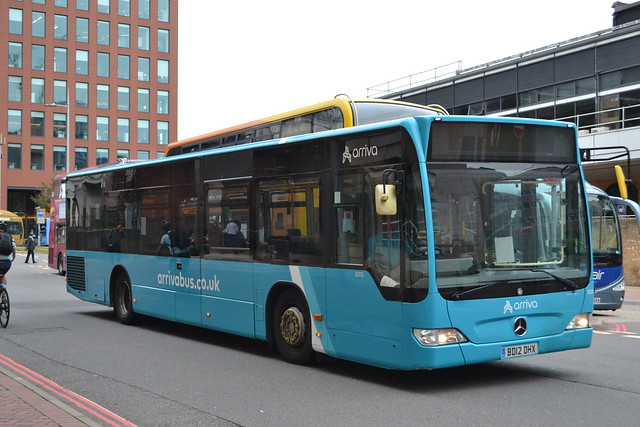 Arriva Shires 3015 BD12DHX
