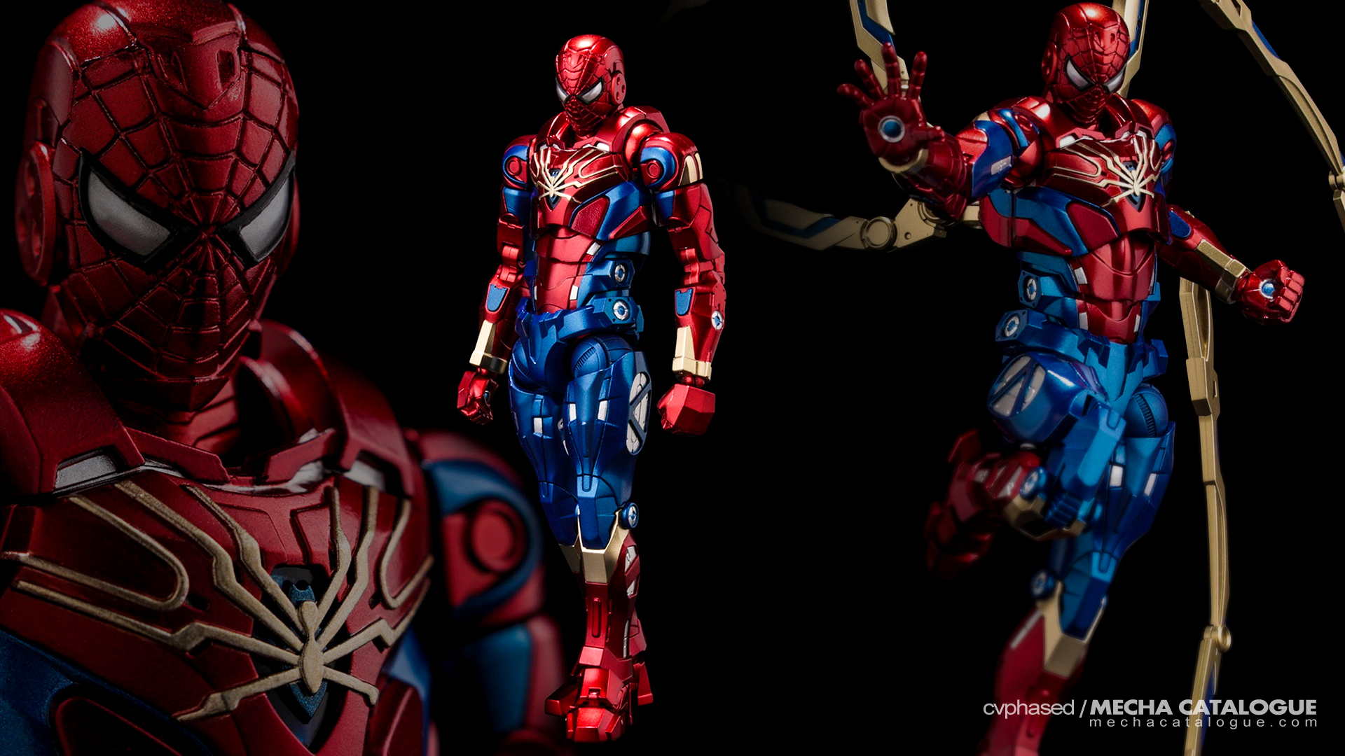 Finally, An Iron Spider Design I Like! Fighting Armor Iron Spider