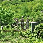 Armenian Cemetery Gandzasar monastery Vank, Artsakh, Nagorno Karabakh
