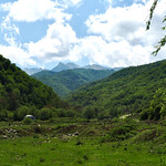 The beauty of the countryside of Artsakh.