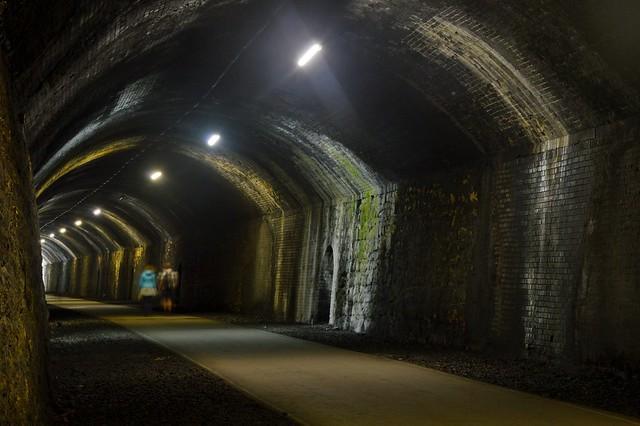 Chee Tor Tunnel, Peak District